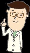 沖縄県認知症疾患医療センター_ドクターイラスト